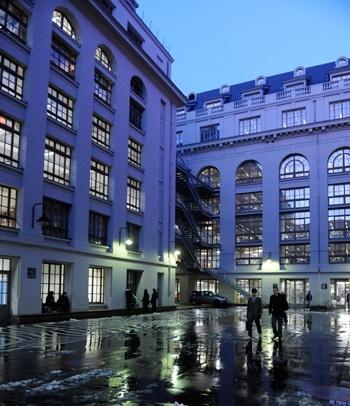 Hors les murs à l'Université Paris Diderot